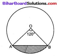 Bihar Board Class 10 Maths Solutions Chapter 12 वृतों से संबंधित क्षेत्रफल Additional Questions LAQ 2