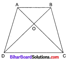 Bihar Board Class 10 Maths Solutions Chapter 6 त्रिभुज Ex 6.3 Q3