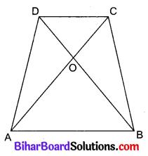 Bihar Board Class 10 Maths Solutions Chapter 6 त्रिभुज Ex 6.4 Q2