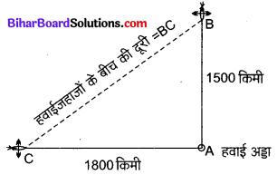 Bihar Board Class 10 Maths Solutions Chapter 6 त्रिभुज Ex 6.5 Q11