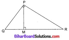 Bihar Board Class 10 Maths Solutions Chapter 6 त्रिभुज Ex 6.5 Q2