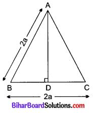Bihar Board Class 10 Maths Solutions Chapter 6 त्रिभुज Ex 6.5 Q6