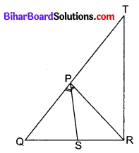 Bihar Board Class 10 Maths Solutions Chapter 6 त्रिभुज Ex 6.6 Q1.1