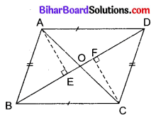 Bihar Board Class 10 Maths Solutions Chapter 6 त्रिभुज Ex 6.6 Q6