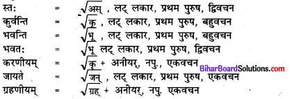 Bihar Board Class 7 Sanskrit Solutions Chapter 10 दिनचर्या 2