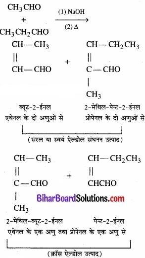 BIhar Board Class 12 Chemistry Chapter 12 ऐल्डिहाइड, कीटोन एवं कार्बोक्सिलिक अम्ल img-58