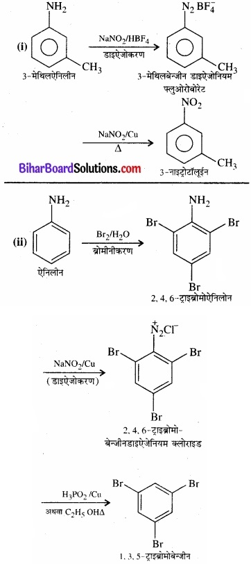 BIhar Board Class 12 Chemistry Chapter 13 ऐमीन img-11