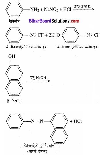 BIhar Board Class 12 Chemistry Chapter 13 ऐमीन img-14
