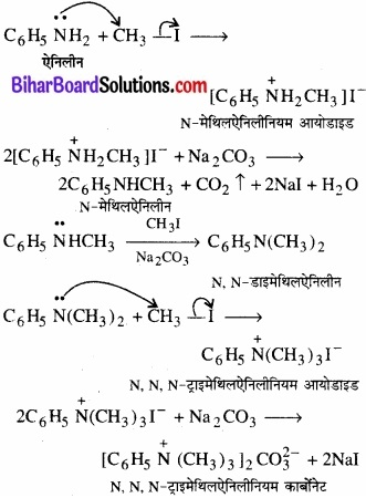 BIhar Board Class 12 Chemistry Chapter 13 ऐमीन img-7