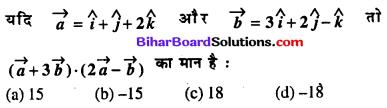 Bihar Board 12th Maths Model Question Paper 2 in Hindi MCQ Q37