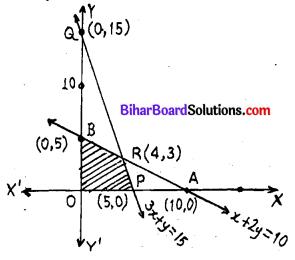 Bihar Board 12th Maths Model Question Paper 2 in Hindi SAQ Q32