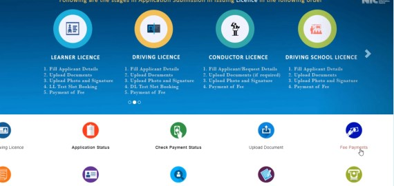 Driving Licence test Question