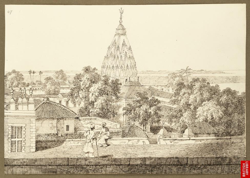 Patna in 1824