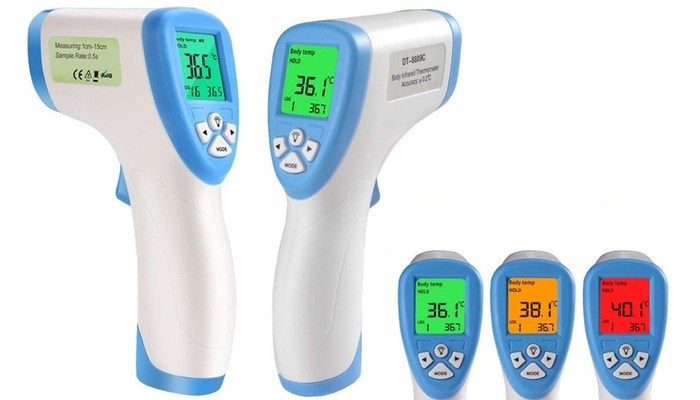 Best Non Contact Gun Thermometer