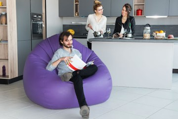Best Cheap Pouf Beanbag Chairs