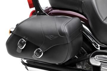 best motorcycle saddlebag