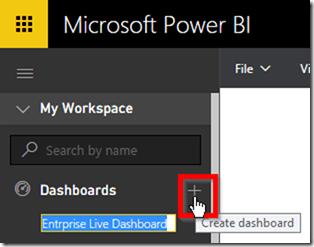 Power BI Dashboard