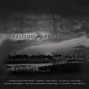 Various - Külmkõlad – 9 Heliloomingulist Pühendust Arvo Pärdile - AMBIFUNK001 - AMBIFUNK