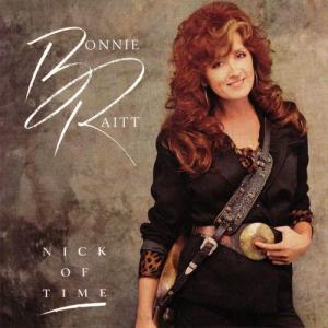 Bonnie Raitt - Nick Of Time - B0020721-01 - CAPITOL