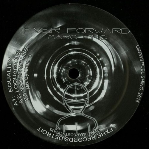 Mark King - Ever Forward - FXHEMDK - FHXE