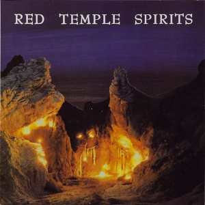 Red Temple Spirits - Dancing To Restore An Eclipsed Moon - MNQ047 - MANNEQUIN