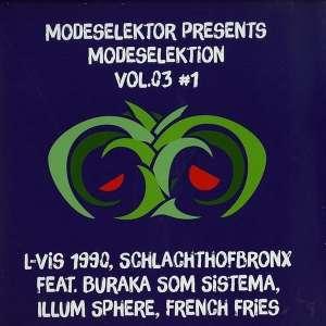 Modeselektor Proudly Presents - Modeselektion Vol.3 / Pt.1 - MONKEYTOWN044 - MONKEYTOWN