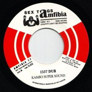 Don Papa|Kambo Super Sound - 1537 Dub / Outcast (Latino Dub) - AMFIBIA17 - SEX TAGS AMFIBIA
