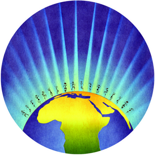 Various - Africa Is Not A Country Vo. 1 - AINAC001 - AFRICA IS NOT A COUNTRY