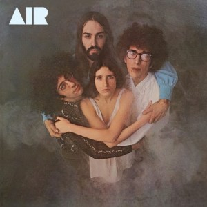 Air - Air - BEWITH015LP - BE WITH RECORDS