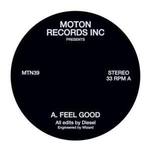 Moton Records Inc - 39 - MTN039 - MOTON RECORDS