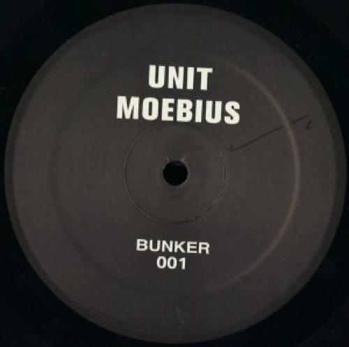 Unit Moebius - Bunker 001 - B001 - Bunker Records