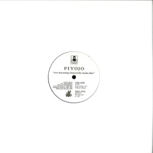 Piyojo - Live Recordings Restored By Zachte Man - PRD04 - PERIODICA