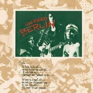 Reed Lou - Berlin - LEGACY/SONY - 0889853490516