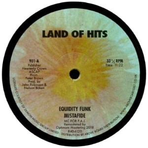 Mistafide - Equidity Funk - 901 - LAND OF HITS