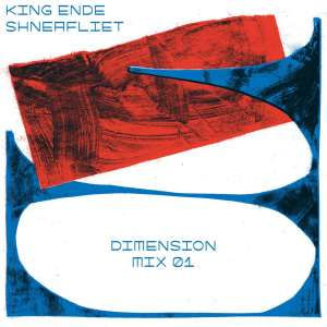 King Ende Shneafliet - Dimension Mix 01 - AD004 - ARTIFICIAL DANCE