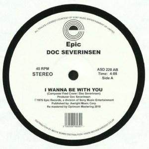 Doc Severinsen - I Wanna Be With You ( Dj Harvey Edit ) - ASD220AB - EPIC