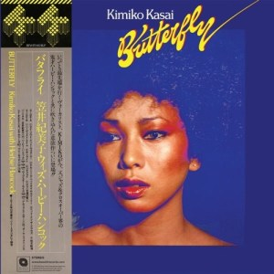 Kimiko Kasai With Herbie Hancock - Butterfly - BEWITH028LP - BE WITH RECORDS