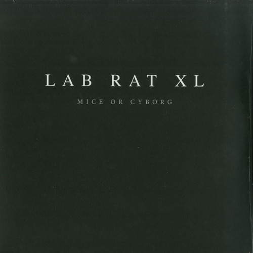 Lab Rat XL - Mice or Cyborg - CAL011 - CLONE AQUALUNG SERIES