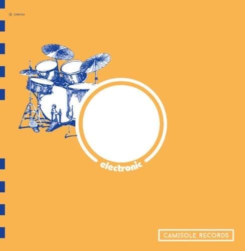 Benoit Hutin - Electronic - CAM010 - CAMISOLE RECORDS