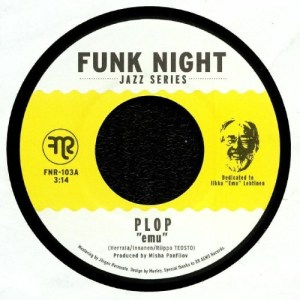 Plop - Emu / Ume - FNR-103 - FUNK NIGHT RECORDS