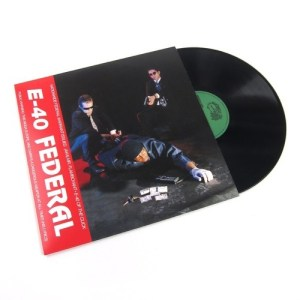 E-40 - Federal - GET51329LP - GET ON DOWN
