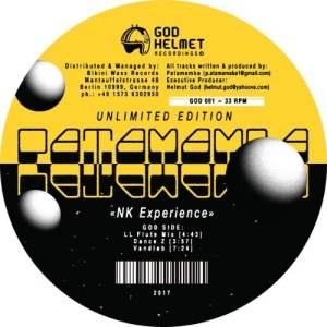 Patamamba - Nk Experience - GOD001 - GOD HELMET