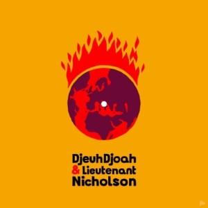 Djeuhdjoah & Lieutenant Nicholson - El Nino / Fontaine - HC57 - HOT CASA RECORDS