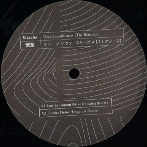 Takecha - Deep Soundscapes/ M. Huckaby