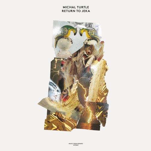 Michael Turtle - Return To Jeka - MFM029 - MUSIC FROM MEMORY