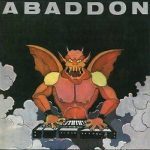 Abbadon - Abbadon - ORB12 - ORBEATIZE