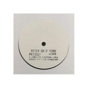 Peter Graf York - 12inch Sampler - PR12001 - PLANET RESCUE