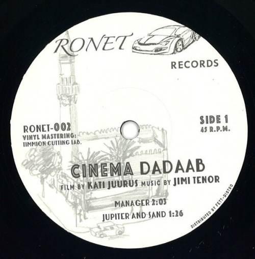 Jimi Tenor - Still Got A Way To Fall - RONET-002 - ronet