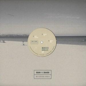 Marcus Intalex - Marcus Intalex Ep - SAB008 - SUN AND BASS RECORDINGS