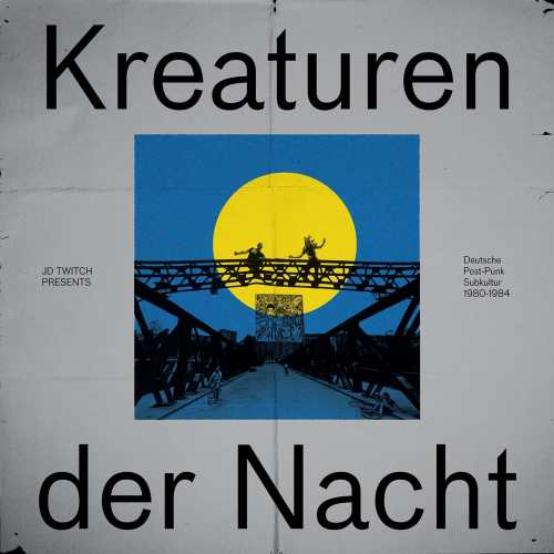 Various - Jd Twitch Pres. Kreaturen Der Nacht - STRUT196LP - STRUT